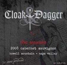 2008 The Assassin Cabernet Sauvignon Image