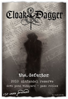 2010 The Defector Zinfandel Reserve