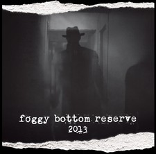 2013 Foggy Bottom Reserve Pinot Noir